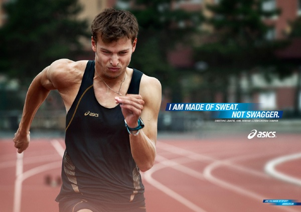 Asics anima sana in corpore sano point fort - Made in sport vitrolles ...
