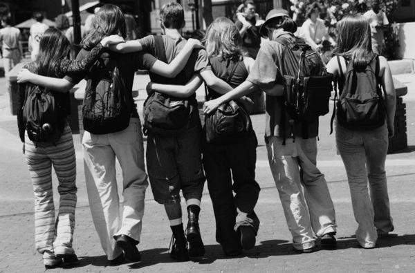 Nos adolescents et que nous
