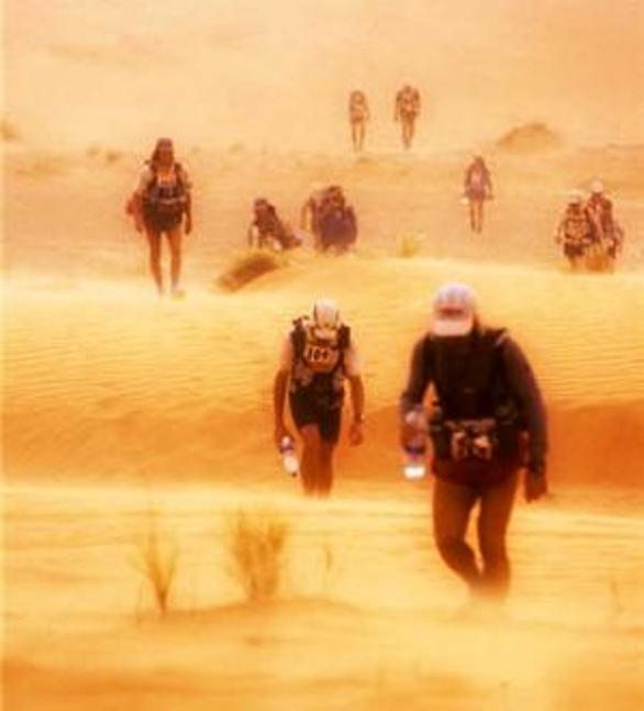 Marathon des Sables (Sahara, Maroc) 2010 Marathon%20des%20sables